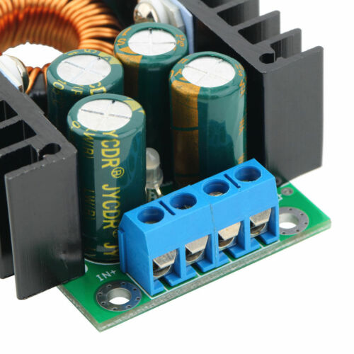 DC-DC CC CV Buck Converter Step-down Power Supply Module 7-32V to 0.8-28V 12A TK