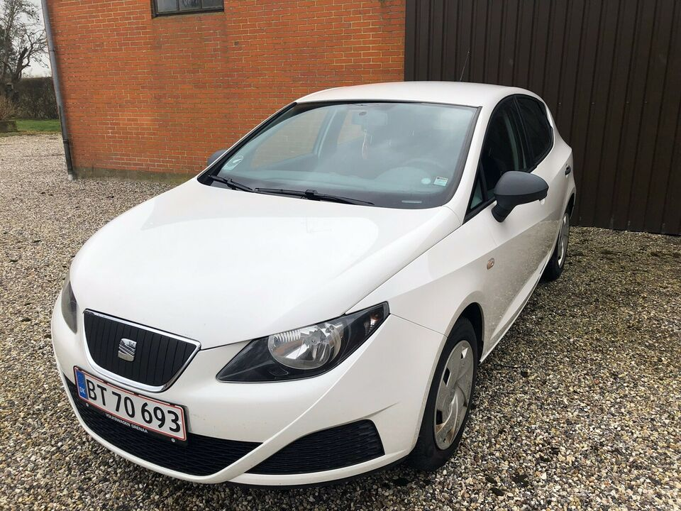 Seat Ibiza, 1,2 TDi 75 Reference eco, Diesel
