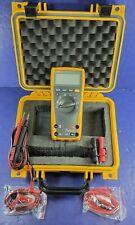 Fluke 77iv 77 Iv Multimeter Very Good Condition Hard Case Accessories