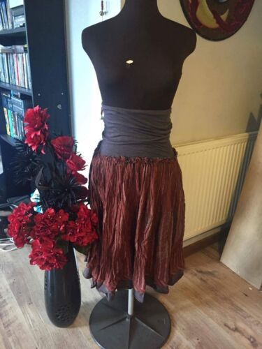 Of Skirt Hippy Bohemian Bohemia Boho By Lagenlook Sale Sweden Stunning A18XqXF