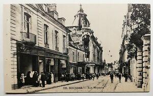 743-Antique-Postcard-Bourges-Street-Medium-538