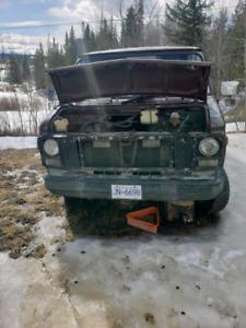 1979 g10 Chevy nomad van