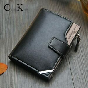 New-Korean-casual-men-039-s-wallet-Short-vertical-locomotive-British-casual