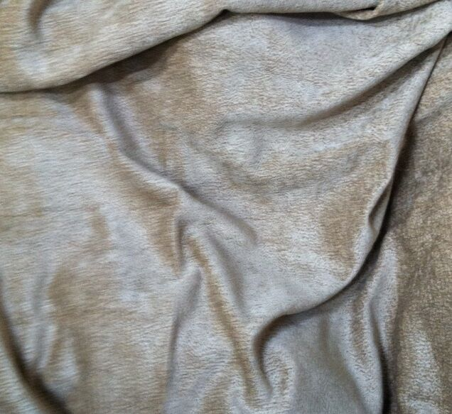 - Wholesale DONGHIA Astrakhan Russian Fur Chenille Upholstery Fabric Wheatberry