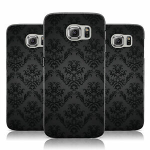 DYEFOR-VINTAGE-BLACK-WHITE-PATTERN-CASE-COVER-FOR-SAMSUNG-GALAXY-MOBILE-PHONES