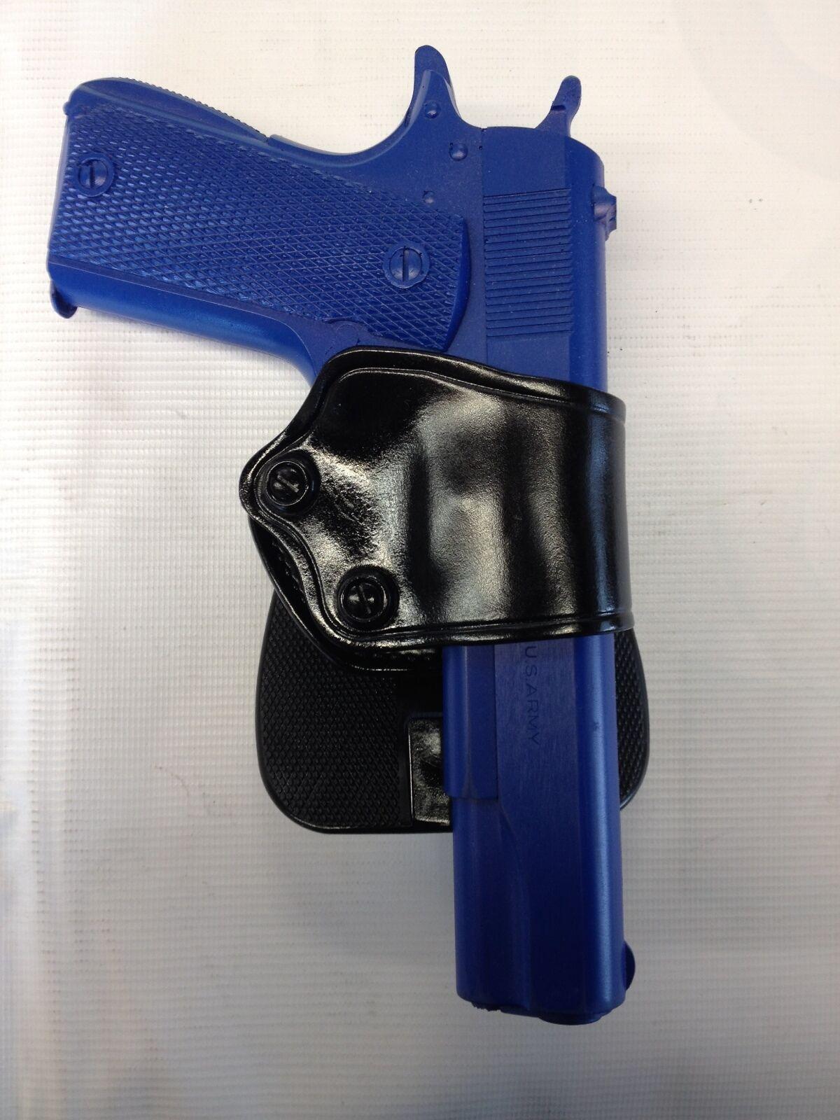 Galco Yaqui Paddle Funda Beretta, Glock, Sig, CZ, Ruger L.h. Bk, parte yp203b