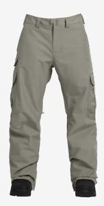 Brand New 2019 Mens Burton  Cargo Snow Pants Hawk  online discount