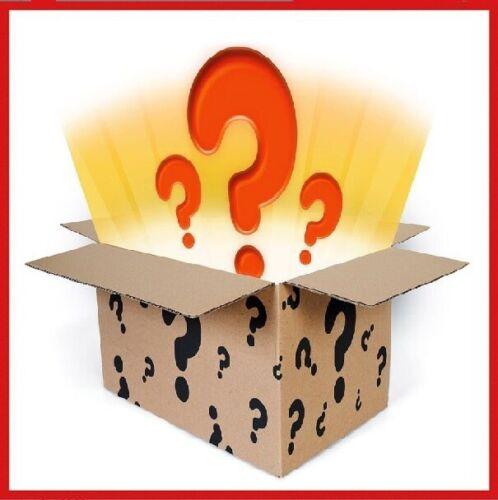 MISTERY BOX PRODOTTI ELETTRONICI NUOVI TECNOLOGY BOX SORPRESA SCATOLA MISTERO.