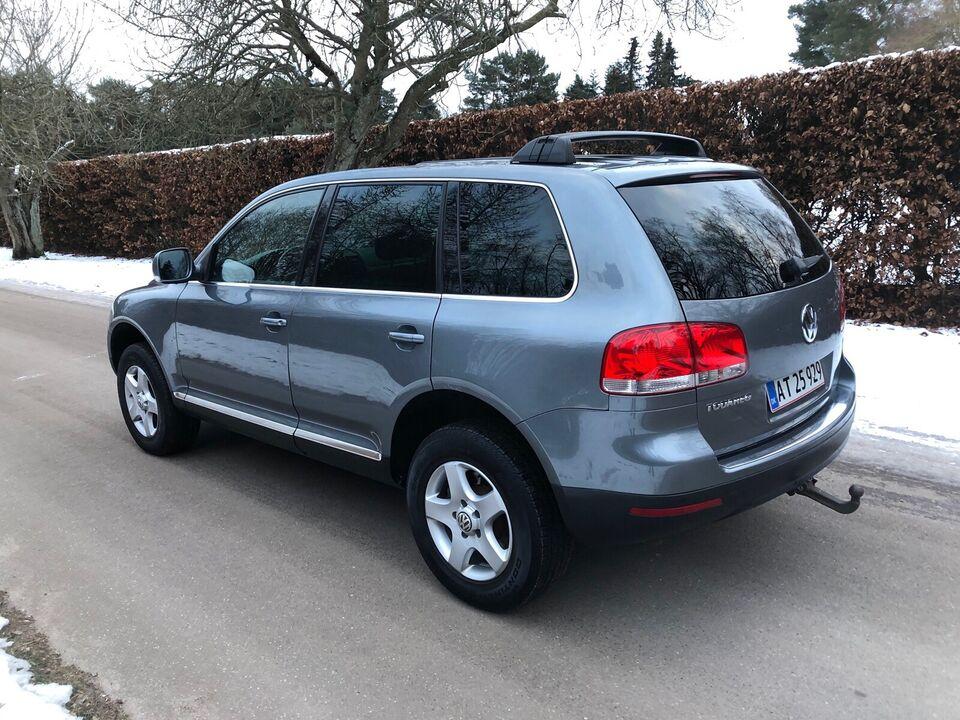 VW Touareg, 3,0 TDi Tiptr., Diesel