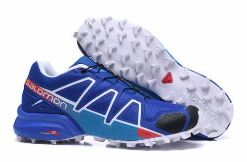 NEU Salomon Speedcross 4 Herren Schuhe Laufschuhe Wrestling Schuhe Größe 36-47
