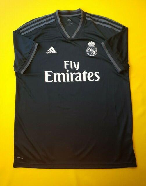 promo code de8e0 6a6da 5 /5 Sergio Ramos Real Madrid Third Jersey Small 2019 Shirt CG0584 adidas  Ig93