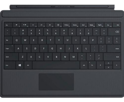 New Sealed Microsoft Surface 3 Type Cover Keyboard Backlit Keys Black
