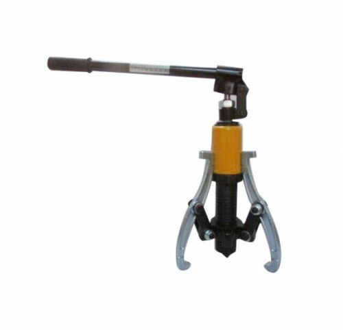 Portable 10 Ton Hydraulic Gear//Bearing//Wheel Bearing Puller-3 Reversible Jaws