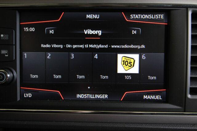 Seat Leon 1,6 TDi 115 Style ST DSG
