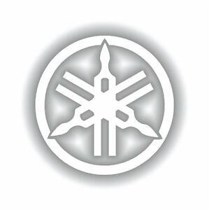 Das Bild Wird Geladen Yamaha Logo Sticker Stimmgabel 190mm 8 034 X