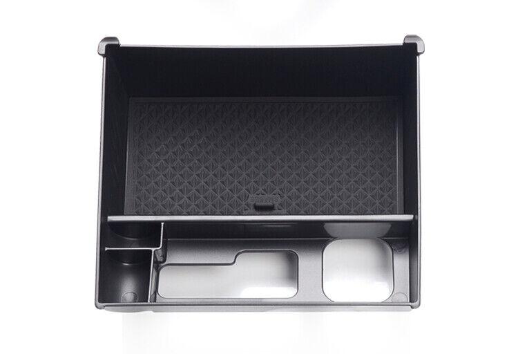 Salusy Armrest Center Console Organizer Tray Accessories Compatible for Mazda Mazda6 Atenza 2018+