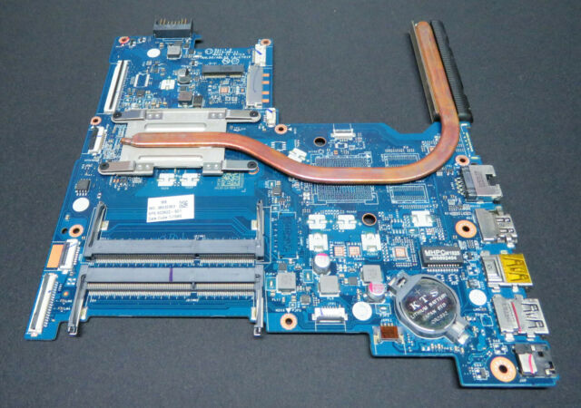 HP 15-AC Series 250 G4 255 G4 Intel Pentium 3825U Motherboard 823922-501 LA-C701