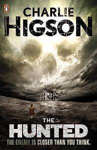 Hunted-by-Higson-Charlie-ExLibrary