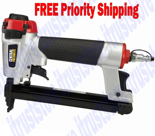 Air Powered Power Stapler for T50 T-50 Upholstery Craft Insulation Carpet Fabric