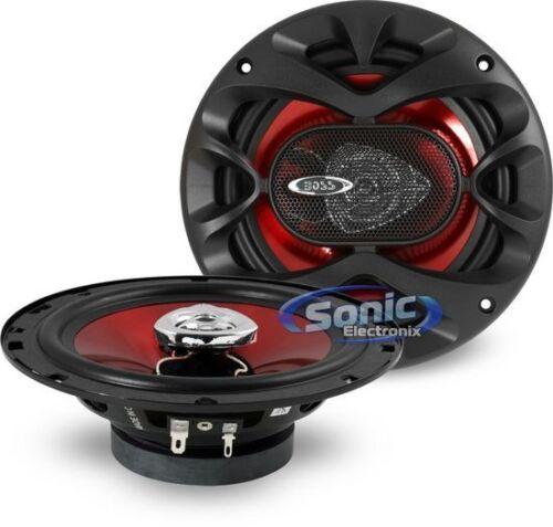 """6.5/"""" Full Range 2-Way Coaxial Car Speakers BOSS Audio CH6520 250 Watt Per Pair"""