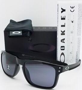 47872ff599 Image is loading NEW-Oakley-Holbrook-Mix-sunglasses-Polished-Black-Grey-