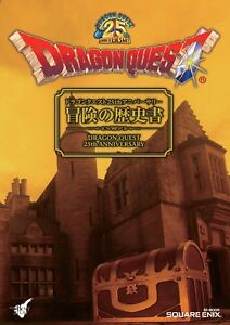 Art-and-Guide-Book-Dragon-Quest-25th-Anniversary-Japan