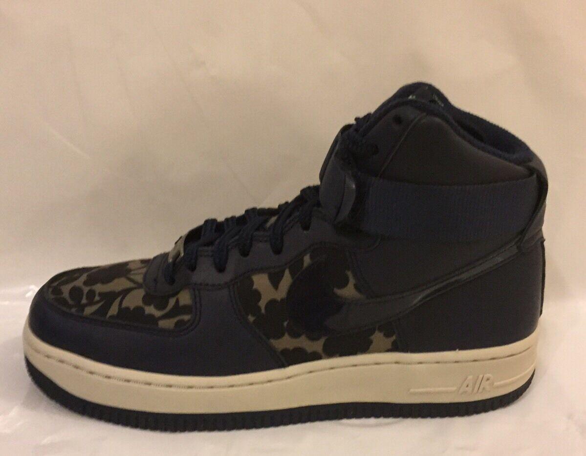 Nike Air Force 1 de alto Liberty QS (Reino Unido) Nuevo Y En Caja
