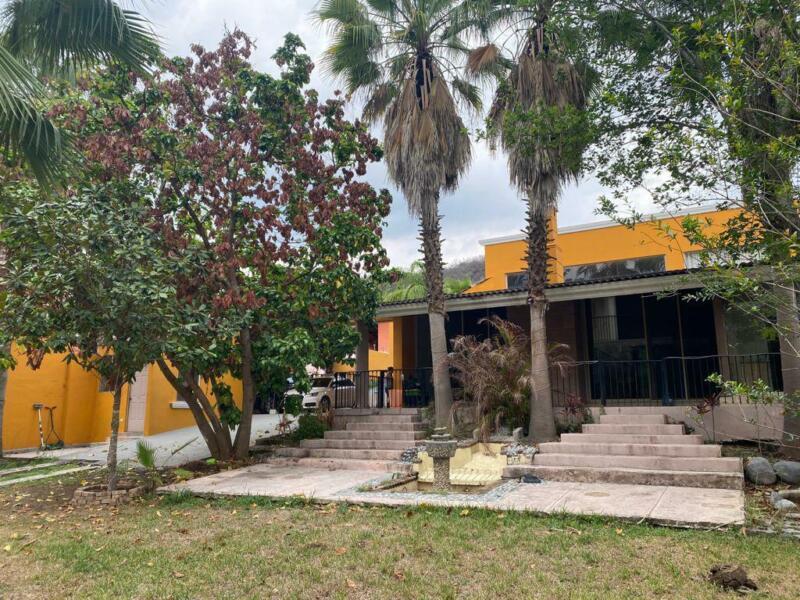 CASA CAMPESTRE en VENTA, El Barrial, San Andrés, Santiago, N.L   (SMO)