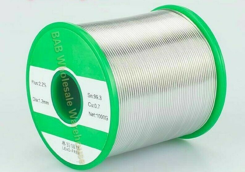 Environmental Protection Soldering Wires High Graded Quality Copper Solders Wire