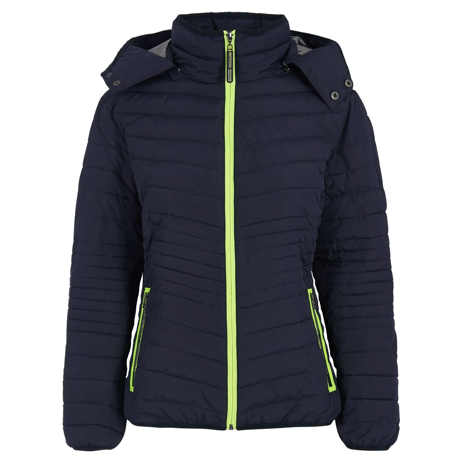 Imperial equitazione Hip JACKET out of the scatola Donna Invernale Giacca