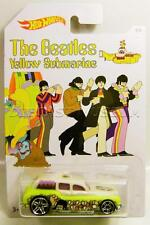 COCKNEY CAB II 2/6 THE BEATLES YELLOW SUBMARINE SERIES HOT WHEELS DIECAST 2016