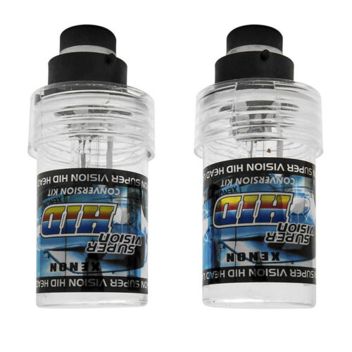 Pair D2S D2R HID Xenon Factory Replacement Headlight Bulbs KIT 35W Pure GOOD