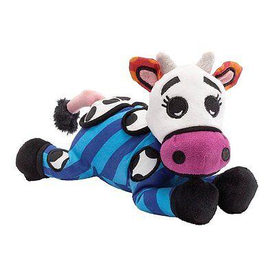 Britto Pop Plush 'Andy Mini Cow' Soft Toy: Designer Romero Britto - 4031642