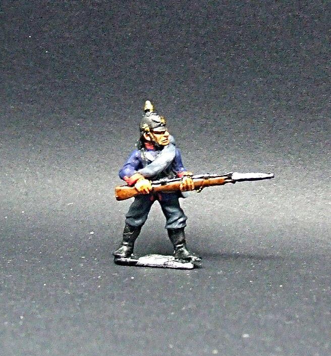 28mm Franco-Prussian War PRUSSIAN INFANTRY REGIMENT pro pro pro painted 97af7b