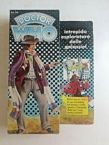 """VINTAGE DR WHO  9.5"""" MEGO ACTION FIG. (1976 Harbert, Denys Fisher, MEGO)"""