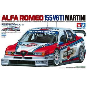 Tamiya 24176 Alfa Romeo 155 V6 TI MARTINI 1 24