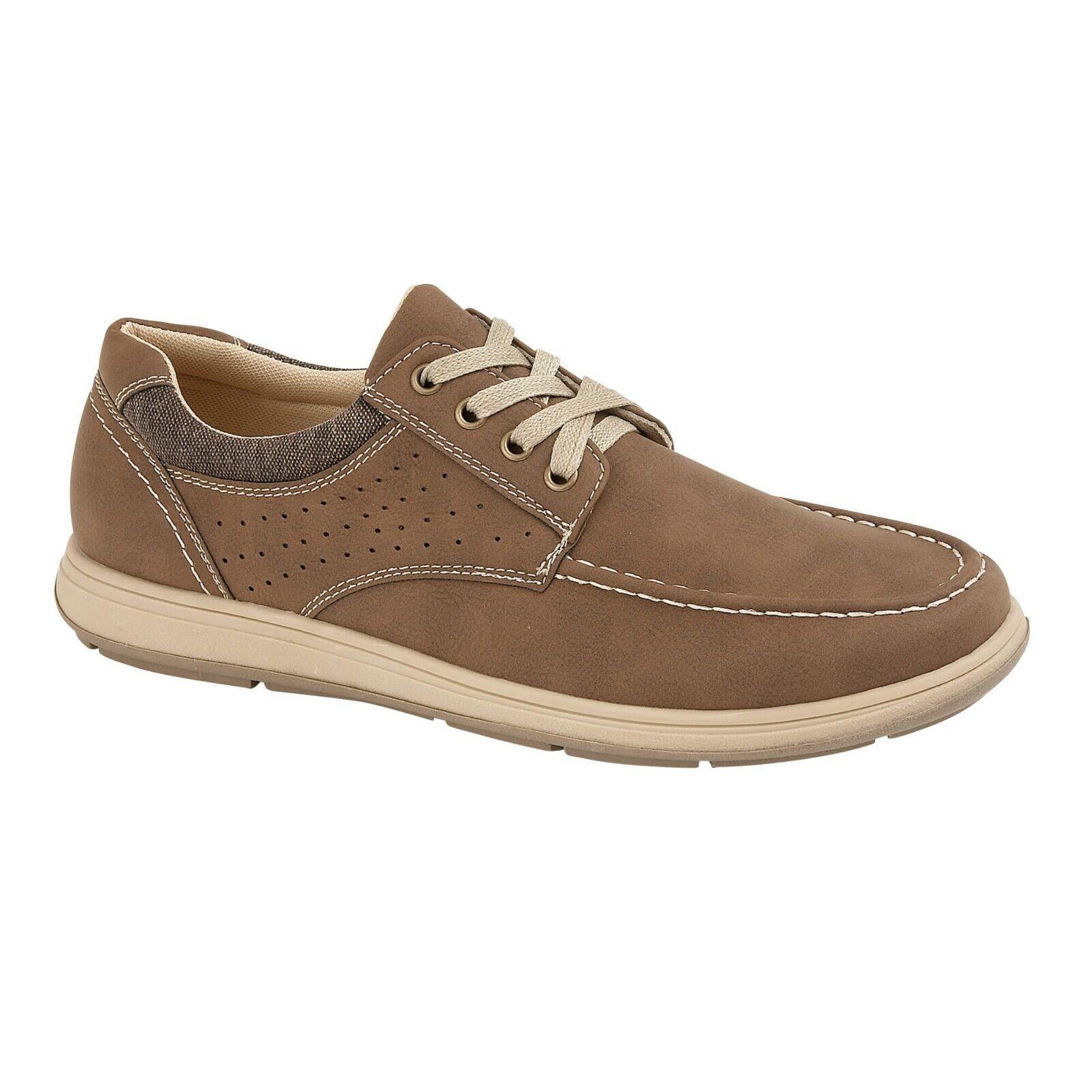 Hommes Casual Charles Southwell confort de marche à lacets Chaussures UK 7 8 9 10 11 12