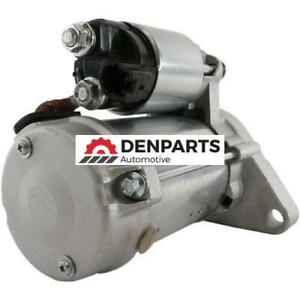 STARTER FOR PONTIAC 1.8L VIBE 2009 REPLACES 88975514 428000-4300 428000-4590 Canada Preview