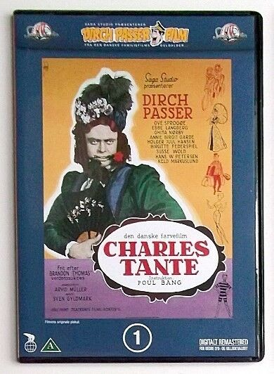 charles tante dvd