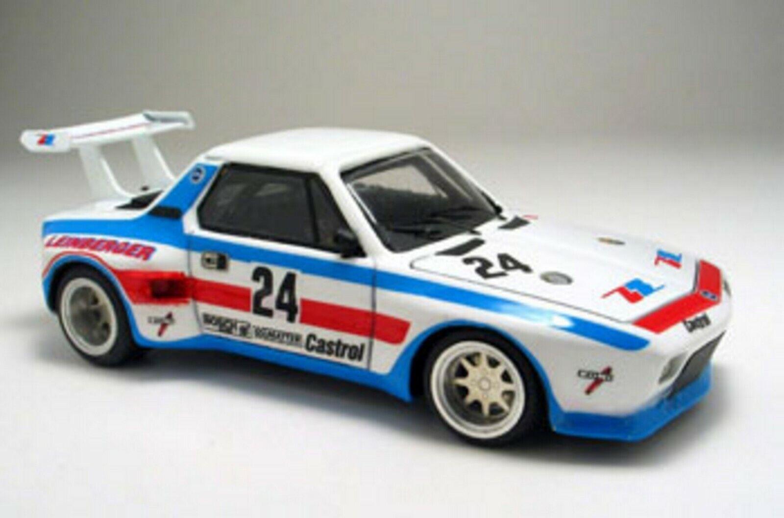 Kit Fiat X 1 9 Dallara  24 1000Km Nurburgring 1977 - Arena Models kit 1 43
