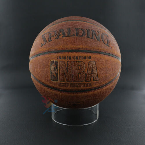 """5/"""" x 1.75/"""" Clear Acrylic Beveled Ring for Basketballs Soccer Balls /& Volleyballs"""