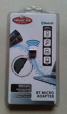 Bluetooth CELLULAR Line Micro Bluetooth Dongle Stick, v2.0 con EDR, 10m