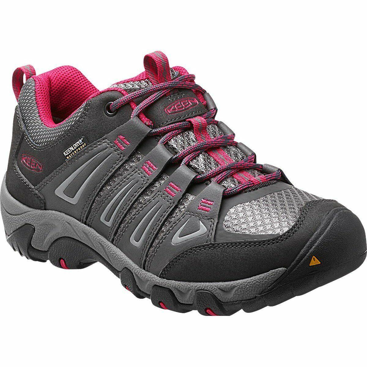 Keen Oakridge Wp Damen Schuhe Wanderschuhe - Magnet Rosa Alle Größen  | Hochwertig
