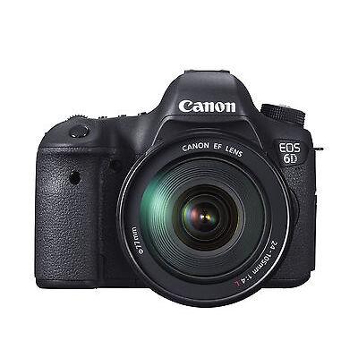 Canon 6D Kit EF 24-105mm f/4L IS USM