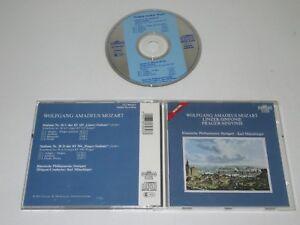Mozart-Linzer-Symphonie-Prager-Symphonie-Stuttgart-Munchinger-INT860-843-CD