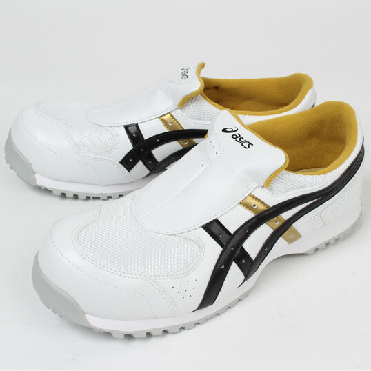 NEW ASICS SAFETY SHOES  FIS 36S WIN JOB - VARIOUS SIZE
