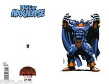 AGE OF APOCALYPSE #1 MIKE MAYHEW 1:15 ANT SIZED Variant Cover