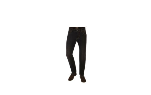 tipo. n.: 3038d-76683 Bugatti-Jeans uomo Five Pocket-Pantaloni ad alta elastico