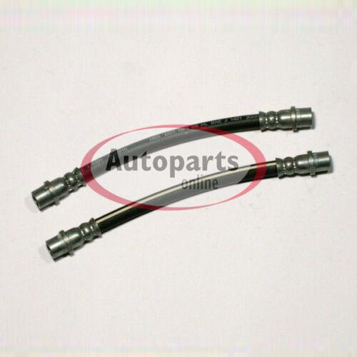 4 Stück Bremsschläuche vorne hinten Mercedes CLK A208 C208 A209 C209