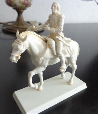 Nett Aixfix - George Washington Zu Pferd Sehr Selten ! Auf Dem Internationalen Markt Hohes Ansehen GenießEn